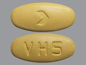 valsartan 320 mg-hydrochlorothiazide 25 mg tablet