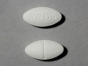 captopril 100 mg tablet