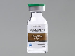 Flumazenil Intravenous : Uses, Side Effects, Interactions