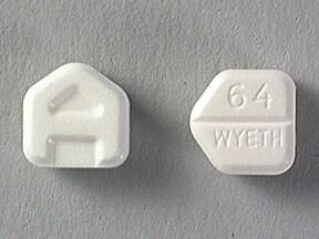 Ativan 1 mg tablet