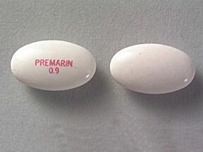 Premarin 0.9 mg tablet