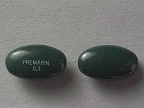 Premarin 0.3 mg tablet