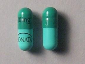 Sonata 10 mg capsule