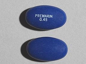 Premarin 0.45 mg tablet