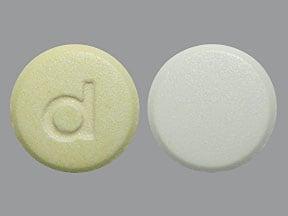 Dristan Cold 2 mg-5 mg-325 mg tablet