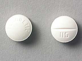 Tenoretic 50 50 mg-25 mg tablet