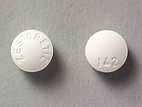 Zestoretic 20 mg-12.5 mg tablet