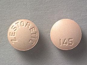 Zestoretic 20 mg-25 mg tablet
