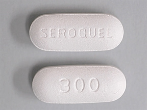 Seroquel 300 mg tablet