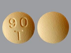 Brilinta 90 mg tablet