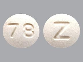 galantamine 8 mg tablet
