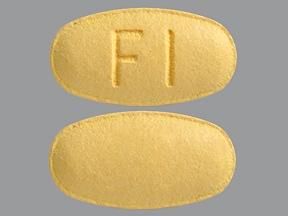 fenofibrate nanocrystallized 48 mg tablet