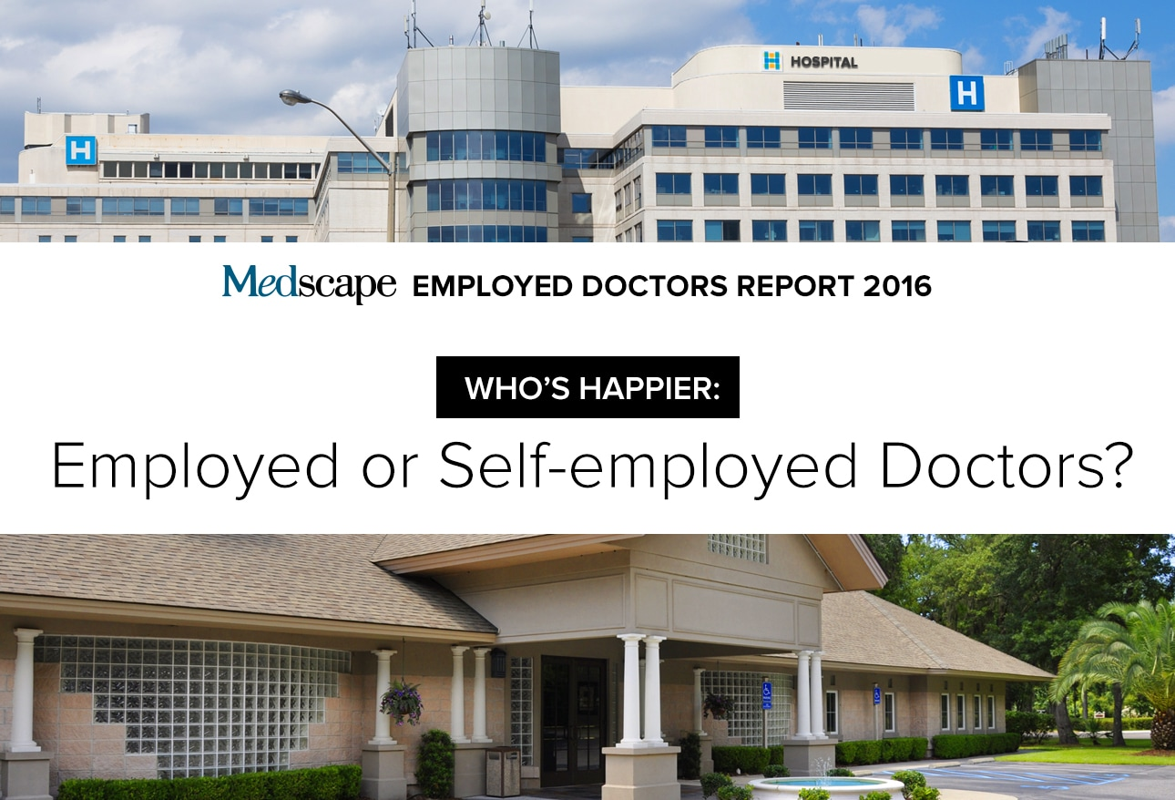Employed Doctors Report 2016