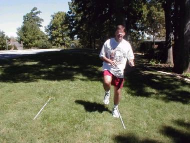 Lateral lunge.