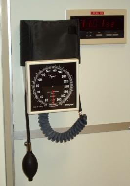 Sphygmomanometer. Image courtesy of Richard Treger