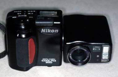 Digital photographic equipment is available from N