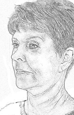 Figure 2. Changes associated with facial aging, in