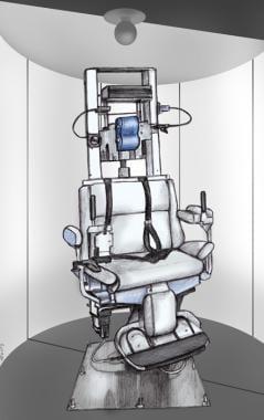 Rotary chair.