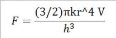 Stefan's law.