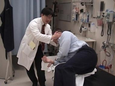 Epley maneuver. The patient is then instructed to