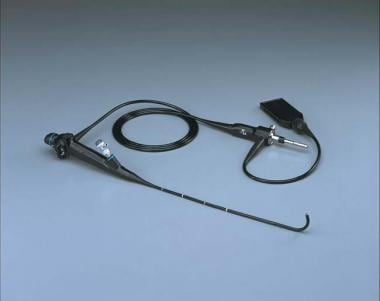 Flexible cystoscopes such as this one impose minim