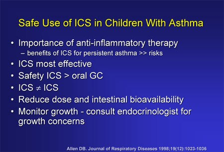 steroid dependent asthma depression