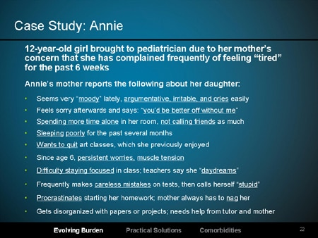 case study of adhd child Case studies case study: dan as you can see by reading the 5 studies show below, each child although being diagnosed with the same basic condition add, adhd.