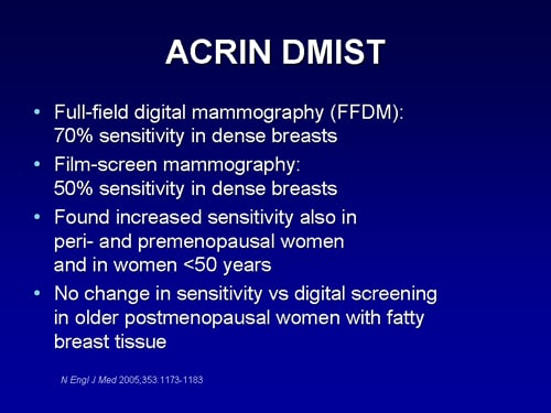 acrin and tomosynthesis Presentation on theme: acrin breast committee fall meeting 2010 4006: comparison of full-field digital mammography with digital breast tomosynthesis image acquisition in relation— presentation transcript: 1 acrin breast committee fall meeting 2010 4006: comparison of full-field digital mammography with.