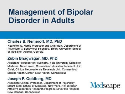 a discussion on the issues related to the medicalization of bipolar disorder Home » patient care & info » mental health topics and resources for patients and families mental health topics and resources for patients and bipolar disorder.