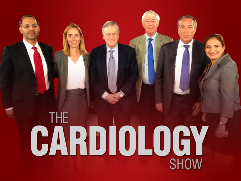 The Cardiology Show From ESC 2014 with Dr Valentin Fuster