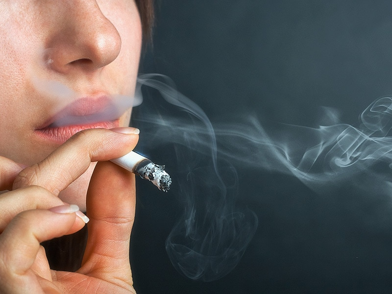 Secondhand Smoke Raises Stroke Risk