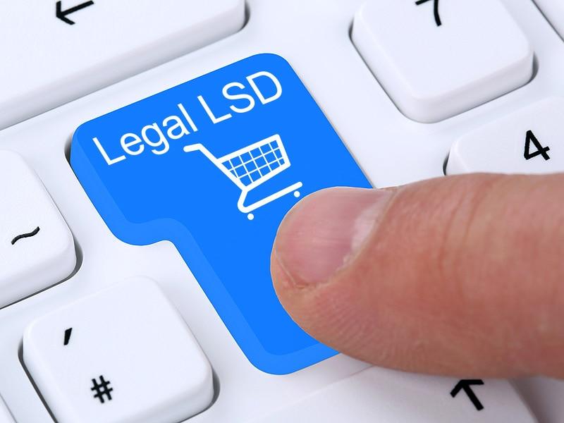 'Legal LSD': Dangerous Party Drug Sold Online