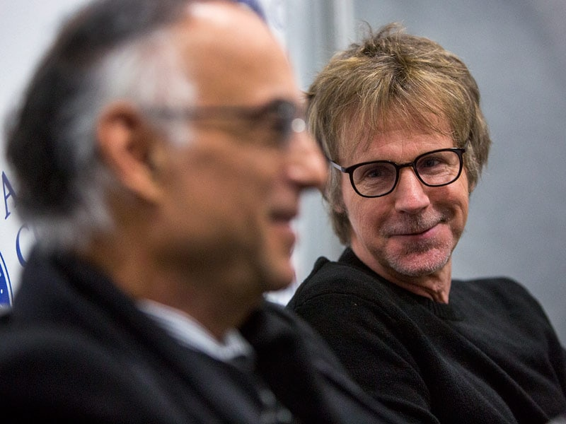 Dana Carvey and Dr. P.K. Shah on Patient-Physician Relationships