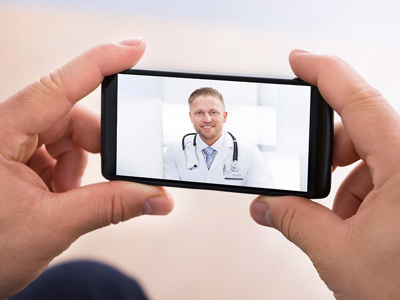 Telemedicine Popular With the Young and Chronically Ill