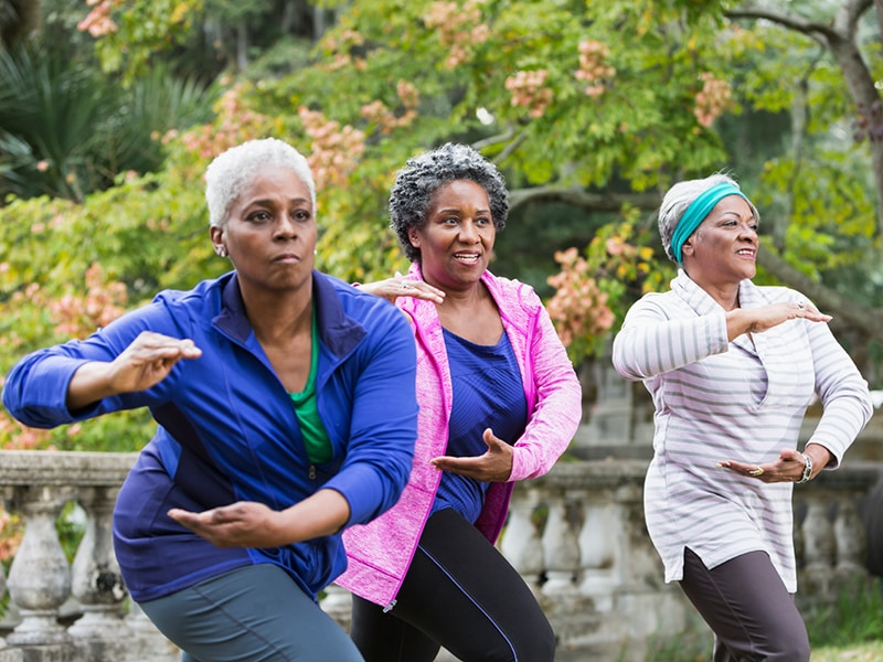 Tai Chi Resembles Drugs, Aerobics in Blood Pressure Lowering