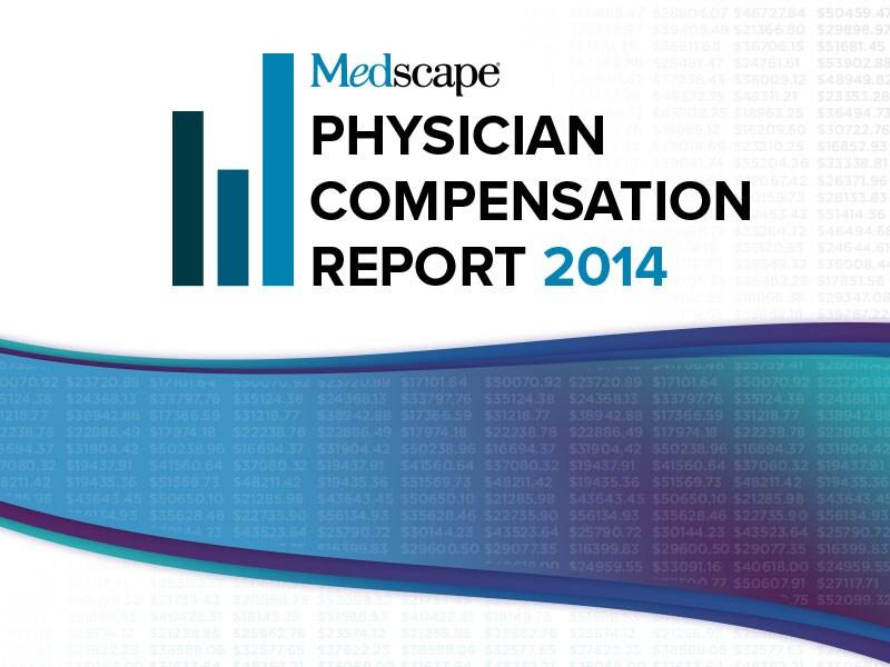 Medscape Physician Compensation Report 2014