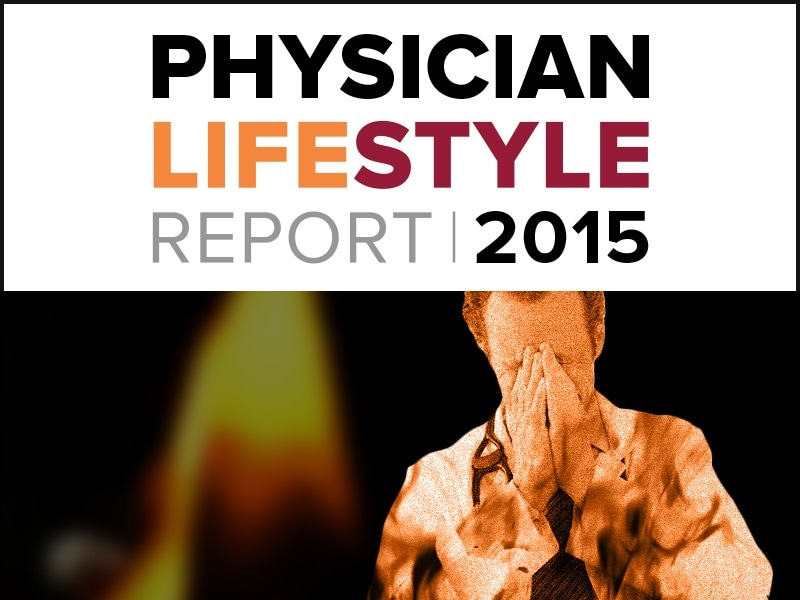Medscape Physician Lifestyle Report 2015