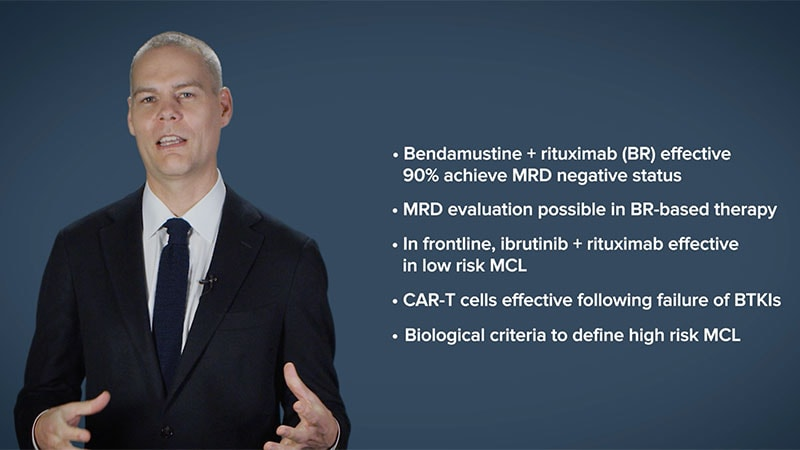 Mantle Cell Lymphoma Highlights From 2019 ASH Annual Meeting