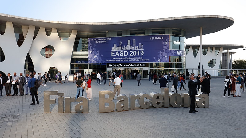 Top News From EASD 2019: Slideshow