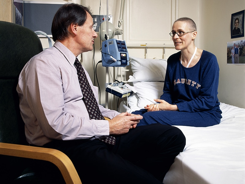 'It's About Living Better': Repositioning Palliative Care in Hematologic Cancer