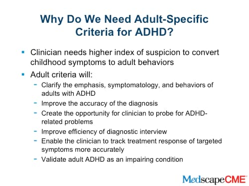 an overview of the issues of dealing with the attention deficit hyperactivity disorder