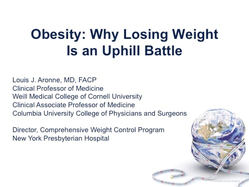 Weight loss medical definition