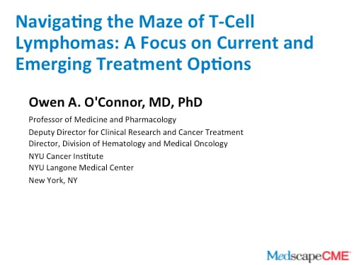 Navigating the Maze of T-Cell Lymphomas: Current and Emerging