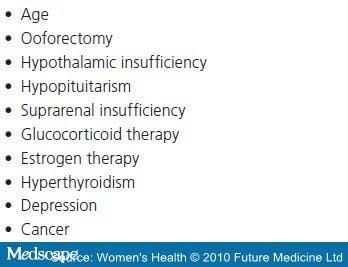 Hypoactive sexual disorder dsm-iv-tr