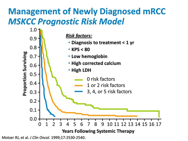 Renal Cell Carcinoma Defining The Standard Of Care
