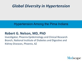 Global Diversity in Hypertension: Lessons Learned (Transcript)