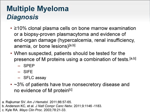 Addressing Disparities in the Treatment of Patients With ... Multiple Myeloma Diagnosis