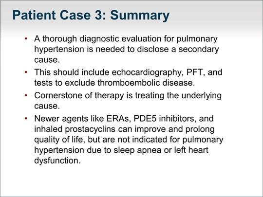 Live on PAH: Breathing Life Into Patients With PAH (Transcript)