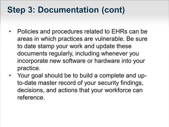 EHRs and HIPAA: Steps for Maintaining the Privacy and