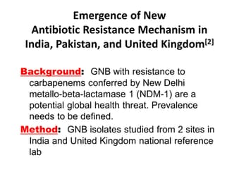 ID Update 2014: New Threats, Old Antibiotics